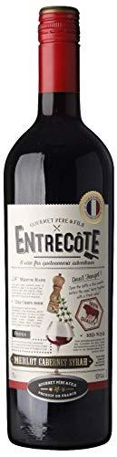 Entrecote Merlot Cabernet Sauvignon IGP Pays d'Oc (1 x 0.75 L)