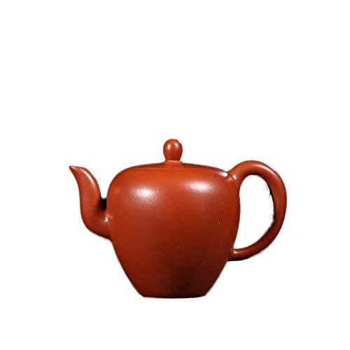KANJJ-YU Elektronisches Multimeter Yixing Teekanne Teeset Gold Zhumu Schönheit Schulter Teekanne Teebereiter Sandkanne (Farbe: Zhu Mu) Wasserkocher