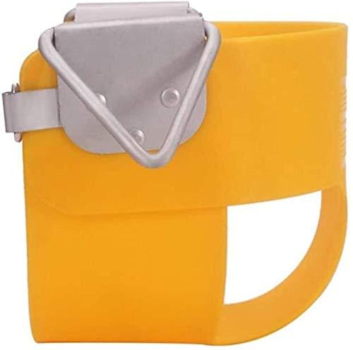 WERTYG Cubo de Espalda de Asiento de Swing Asiento, Cadena Ajustable Bebé Swing Asiento de Suerte Swing for niños (Color: Amarillo, Tamaño: 32x25x24cm) (Color : Red, Size : 32x25x24cm)