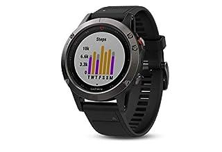 Garmin 010-01733-00 Fenix 5X Sapphire - Slate Gray with Black Band (B01MQX3306) | Amazon price tracker / tracking, Amazon price history charts, Amazon price watches, Amazon price drop alerts
