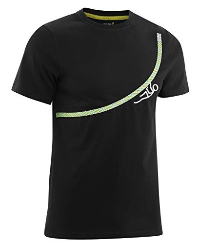 EDELRID Rope T-Shirt Homme, Climber, s