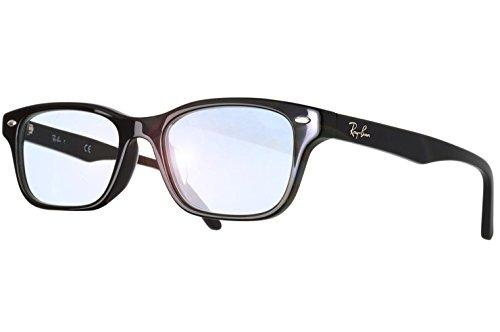 レイバン サングラス RX5345D 2000 53サイズ ライトミラーレンズセット Ray-Ban メガネフレーム LIGHT MIRRORS ブルーフラッシュミラー/クリアレンズ