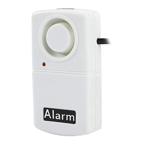 Automatic Power Cut Failure Alerter LED-indicator Smart 120dB Outage Alarm Waarschuwing Siren, Behoefte 9V batterij (niet meegeleverd)