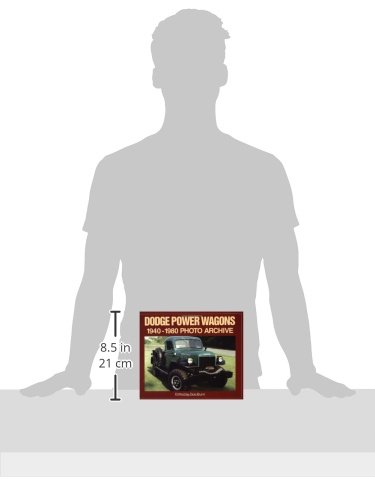 Dodge Power Wagon 1940-1980 Photo Archive
