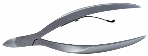 Dovo - 126.556 - Pince Ongles Ouverte Haptikos - Mors Concaves - 14 cm - Inox