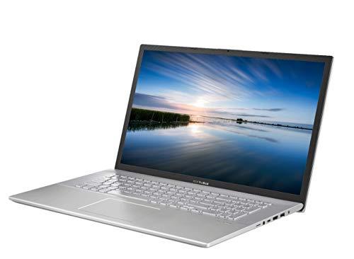 "ASUS VivoBook 17.3"" FHD Laptop, AMD Ryzen 3 3250U Up to 3.5GHz, 12GB RAM, 256GB PCIe SSD + 1TB HDD, WiFi 5, Bluetooth 4.2, USB 3.2 Typc-A&C, HDMI, Win10 Home, w/GM Accessories"