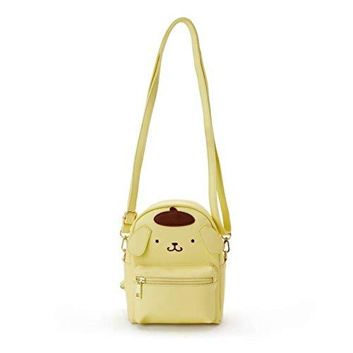 KKsuhe My Cute Little Backpack Shoulder Messenger Bag Messenger Bag Women Bag Girl (Color : 3)