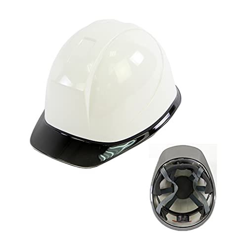 Casco de ABS para Obra de Construcción Casco de Protección Casco de Construcción...