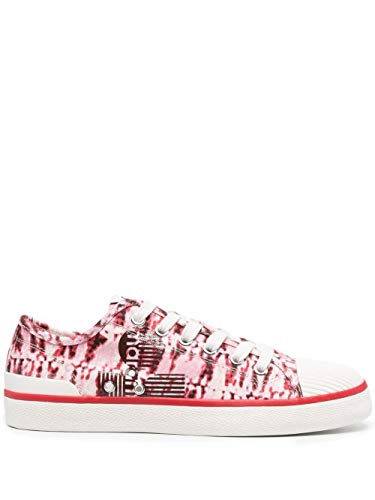 Isabel Marant Luxury Fashion Damen BK019121P040S70RD Rot Leder Sneakers | Jahreszeit Permanent