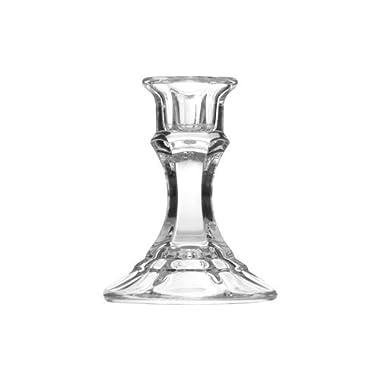 Libbey 1783520 Glass Candle Holder - Dozen