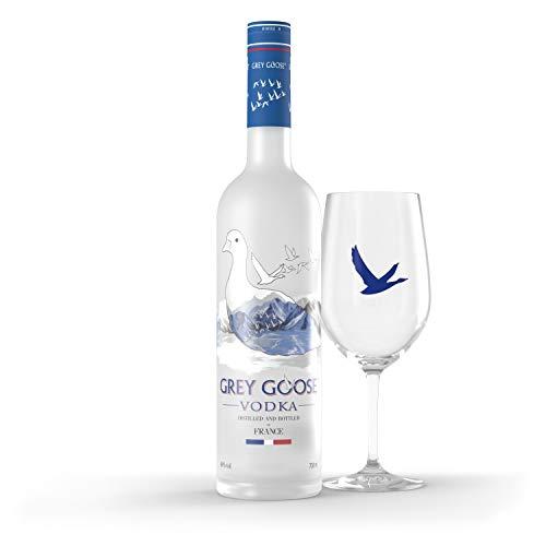 Grey Goose Vodka mit Geschenkpackung (1 x 0,7l)