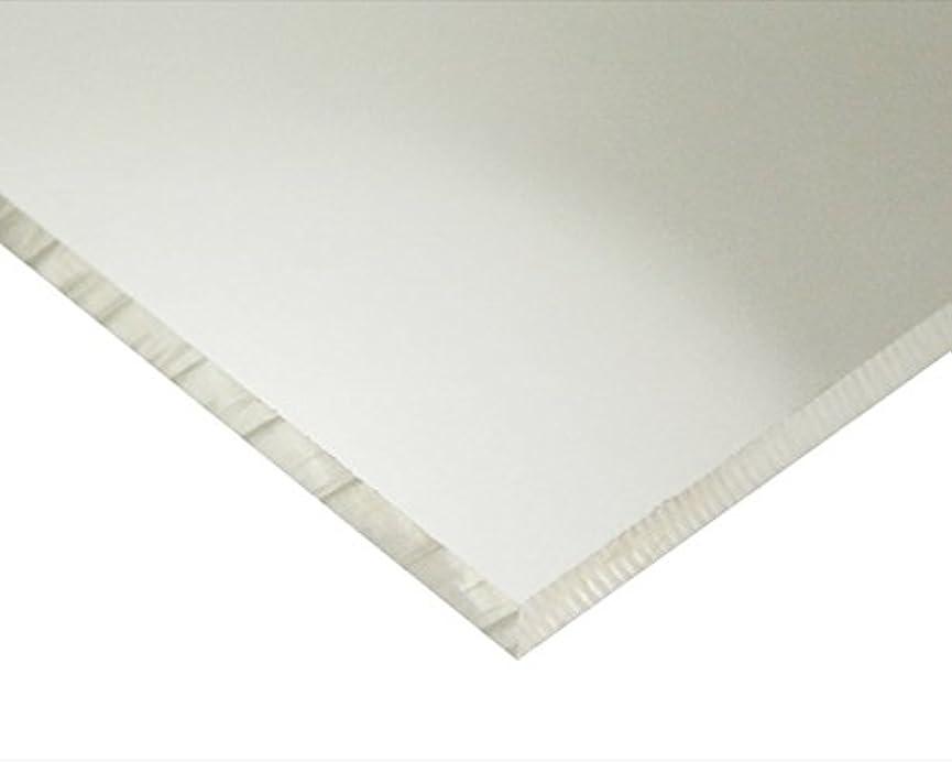 謝る中絶悪性のアクリル板 透明 200mm×800mm 厚さ6mm オーダーメイド品 納期約8営業日