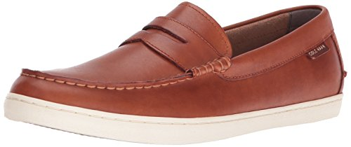 Cole Haan Men's Pinch Weekender British Tan Ankle-High Leather Loafer - 10M