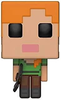 Funko POP! Games: Minecraft - Alex Collectible Figure