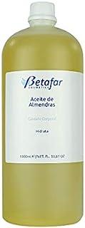 Betafar Aceite de Almendras Dulces con Vitamina E, 1000ml