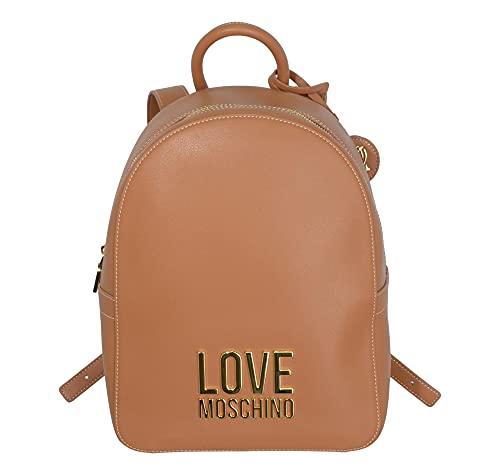 Love Moschino Damen Rucksack AI 021, Rot, U