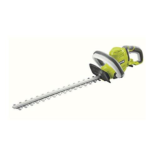 Ryobi RHT5150 RHT5150-Cortasetos eléctrico (espada de 50 cm, capacidad de corte de 22 mm, 500 W