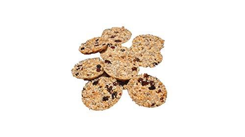 Vestakorn Florentijnse koekjes 250 g, met honing, amandelen, room, zonnebloempitten en rozijnen