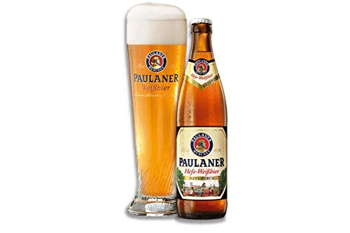 Bier Paulaner Hefe weissbier cl. 50 (20x)