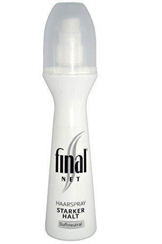 Final Net Haarspray neutral, 3er Pack (3 x 125 ml)