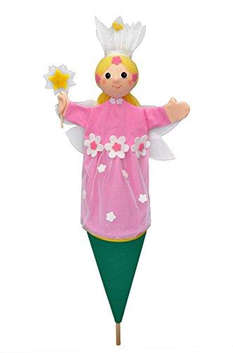 ABA aba71013Pop-up de Hadas y Flores marioneta