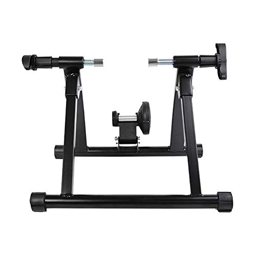 Bike Trainer Stand,Bike Trainers,Cycling Racks & Stands,Bike Trainer Accessories,Indoor Bicycle Stationary Exercise for 26'-28' Mountain 700c Road Bike