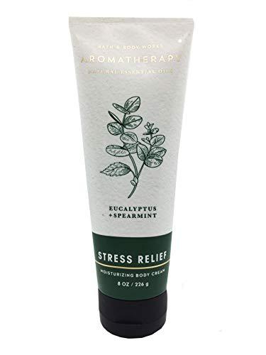 Bath & Body Works Aromatherapy Stress Relief Eucalyptus Spearmint Body...