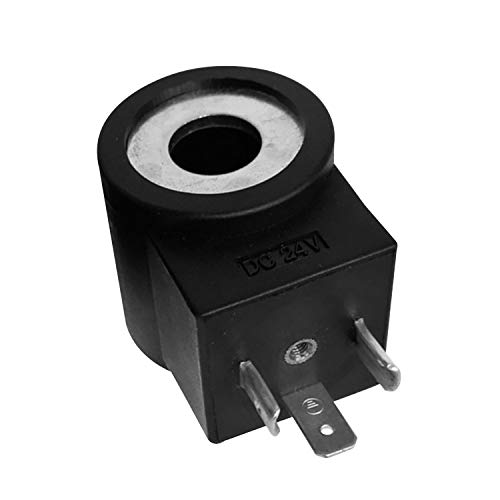 Elettrovalvola 12V Conduttori Bobina 6302012 per Hydraforc E Stelo Serie 08 80 88 E 98