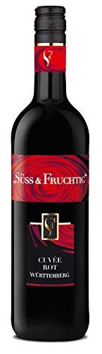 Württemberger Wein SÜSS & FRUCHTIG Cuvée Rot QW süß 0.75 l