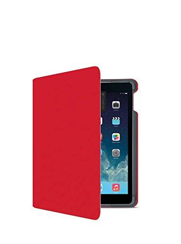 『LOGICOOL キーボード⼀体型保護ケース for iPad Air 2 レッド iK1051RD』の4枚目の画像