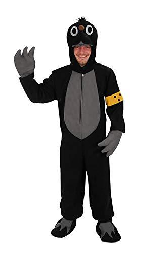 Maulwurf offen Einheitsgrösse L-XL Kostüm Fasching Karneval Maskottchen