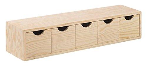 ASTIGARRAGA BLP510.99 - Wohnzimmer-Sideboards (Naturholz, Holz, Naturholz, Holz, Naturholz, Holz)