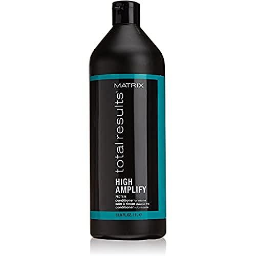 Matrix Total Results High Amplify - Acondicionador cabello fino y débil, 1000 ml