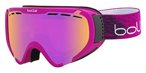 Bollé baby's Explorer OTG skibrillen mat roze unisex baby klein