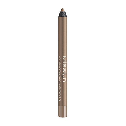 Misslyn Soft Eyebrow Liner Waterproof Nr.3 blond, 1.2 g