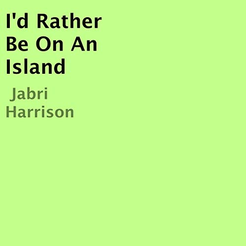 I'd Rather Be on an Island cover art