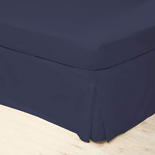 Belledorm - Cubre canapé de Cuidado fácil (Single) (Azul Marino)