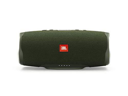 Caixa Bluetooth à Prova d´Água, 20hs de reprodução, 30W, Verde JBLCHARGE4GRN