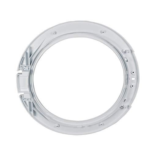 Türring innen Ring Bullauge weiß Türrahmen Waschmaschine Frontlader ORIGINAL Bosch Siemens 00715042 715042 passend Constructa Balay Neff 3ts wae24 wae20 wae16 wfl20 b1wtv wvd24 wlf20 wfo24 wxlm07 wm10
