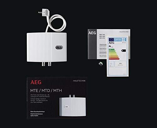 AEG MTH 350 | 3,5 kW Variante - 4