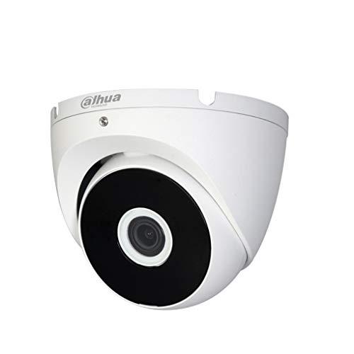 DAHUA COOPER T2A5128 - Camara Domo HDCVI 5 Megapixeles / TVI / A HD / CVBS / Lente 2.8 mm / Vision Nocturna Smart IR 20 Mts / Resistente al Agua IP67 / Metalica