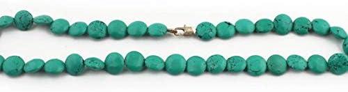 GemAbyss Beads Gemstone Big Halloween Sale 1 Matrix Strand 70% OFF Outlet Turqu trust