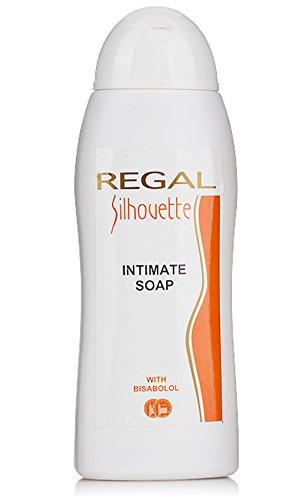 Regal Silhouette Savon intime pour réduire les inflammations.