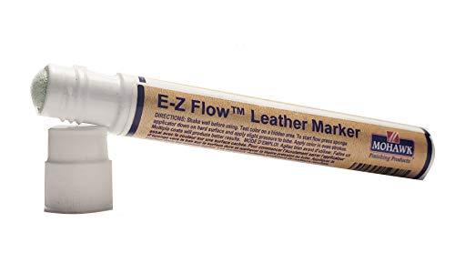 Mohawk EZ Flow Leather Marker - Dark Brown