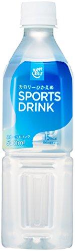 [Amazonブランド]Happy Belly スポーツドリンク 500ml×24本