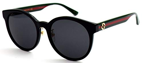 Gucci GG0416SK Black/Grey One Size