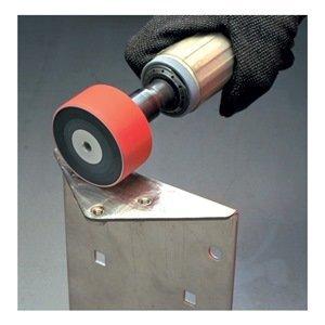 Aluminum Oxide Resin Bond Spiral Abrasive Band - Diameter: 1-1/2