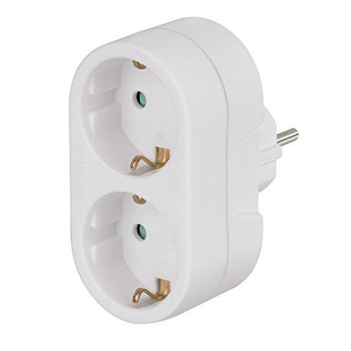 Hama 00121937 Elektrische adapter voor stopcontact, type