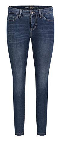MAC Damen Jeans Dream Skinny 5402 Blue Authentic Wash D626 (34/32)