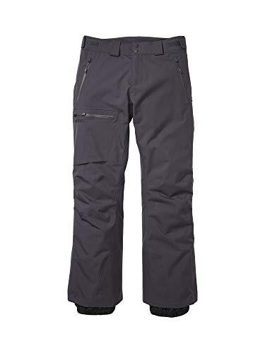 Marmot Refuge Pant Pantaloni da Neve Rigidi, Abbigliamento per Sci E Snowboard, Antivento, Impermeabili, Traspiranti, Uomo, Dark Steel, M